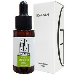 Glycolic Acid 10% AHA Chemical Peel Face Acne Pimples Scars