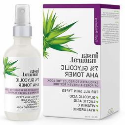 Glycolic Acid Toner 7% with Vitamin C - Anti Aging Pore Mini