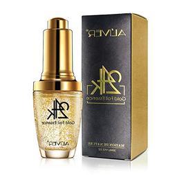 24K Gold Essence Anti Aging & Wrinkle Moisturizing Firming F