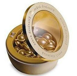 Elizabeth Arden Gold Ultra Restorative Capsules Face & Throa