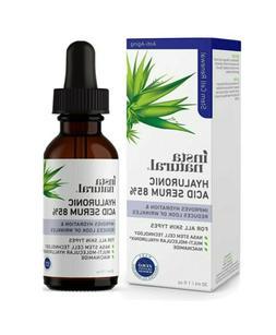 Hyaluronic Acid 85% Face Serum - Natural Anti Aging Formula