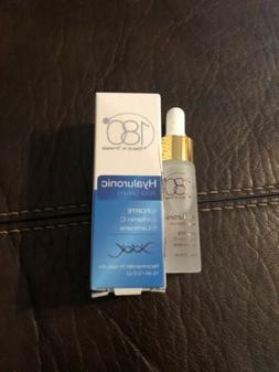 hyaluronic acid and vitamin c facial serum