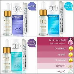 Hyaluronic Acid Vitamin C Facial Serum Strong180 Cosmetics-