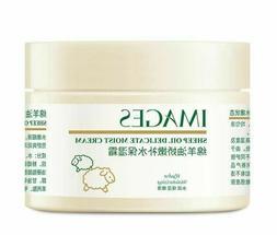 Hydrating Moisturizing Facial Serum Sheep Hair Oils Whitenin