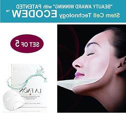 LA FAON Instant Lift Serum Stem Cell Face Mask : Hyaluronic