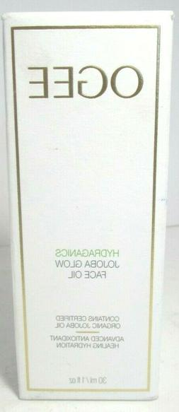 jojoba glow face oil organic and natural