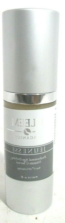 kleem organics reduce vitamin c face serum
