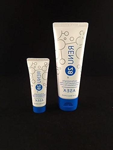 1 bottle + 1 sample bottle - Asea Renu 28 - Skin Revitalizin