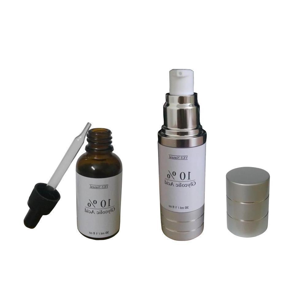 cream serum acid Glycolic facial
