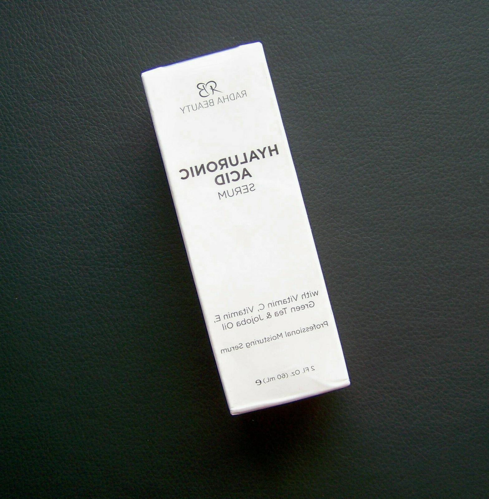 2 oz hyaluronic acid serum