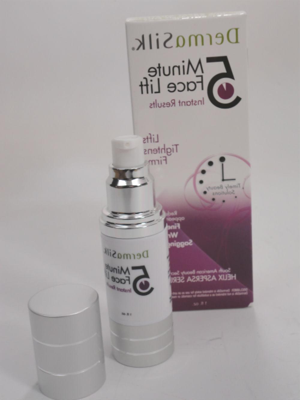 2 Pk, Minute Face Unisex Serum, Wrinkle Filler AIRLESS