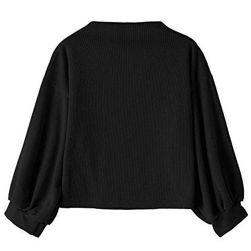 Zainafacai Women/Girls' Sleeve Sweatshirt Tops