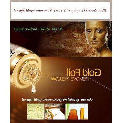24K Serum Anti Aging Liquid Face Care