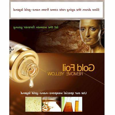 Women's Gold Moisturizer Face Serum Cream