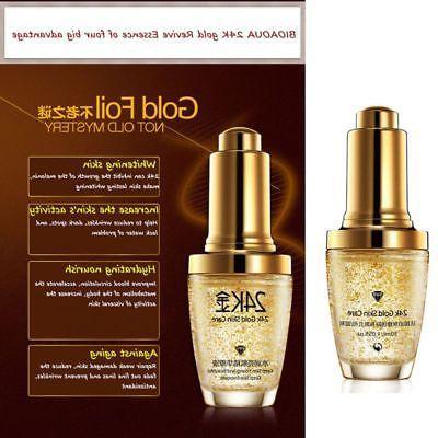 24K Gold Moisturizer Anti Facial Cream