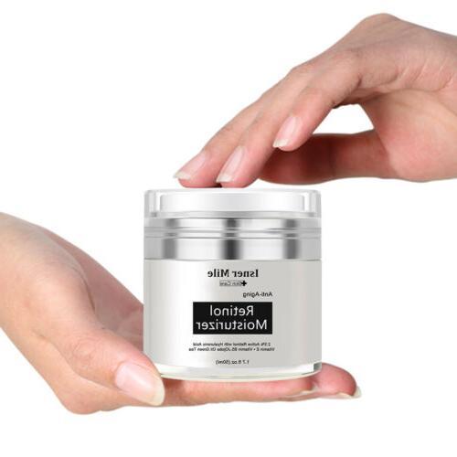 2Pcs PURE RETINOL A Facial Anti Aging Wrinkles Acnes US