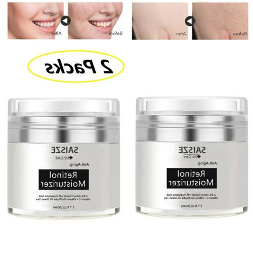 2pcs pure retinol vitamin a 2 5