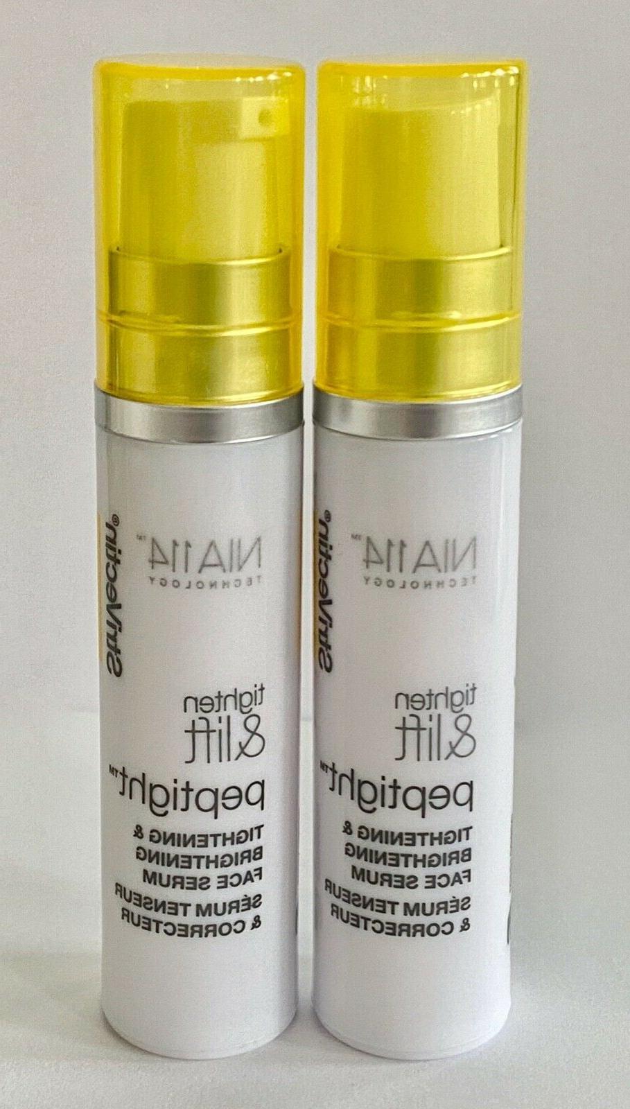2x tighten and lift peptight tightening brightening