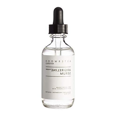 ARGIRELINE Peptide 2 oz Serum with Organic Hyaluronic Acid -