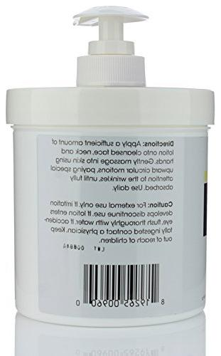 Advanced Clinicals Acid body, hands. Instant for skin, spa size.