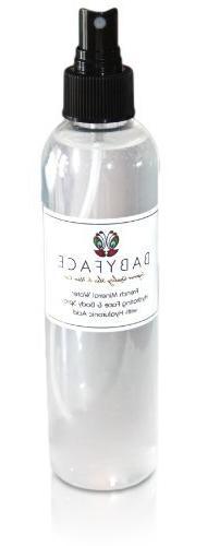 BABYFACE Hydrating Dewey Hyaluronic Acid, Matrixyl 3000, Min