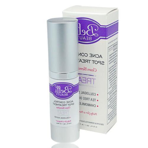 Belli Skin Care - Acne Control Spot Treatment - 0.5 oz.