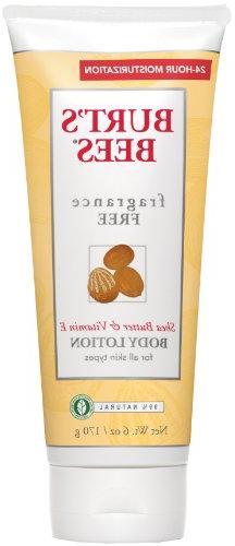 Burt's Shea and Vitamin E Lotion - Fragrance
