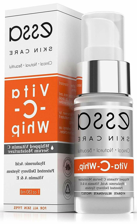 ESSA Skin Care - Vita-C-Whip - Best Vitamin C Serum Whipped