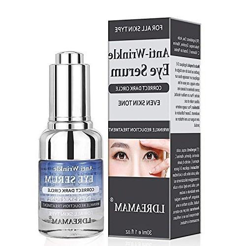 Eye Serum,Anti Wrinkle Eye Serum,Eye Treatment,Anti-Aging Se
