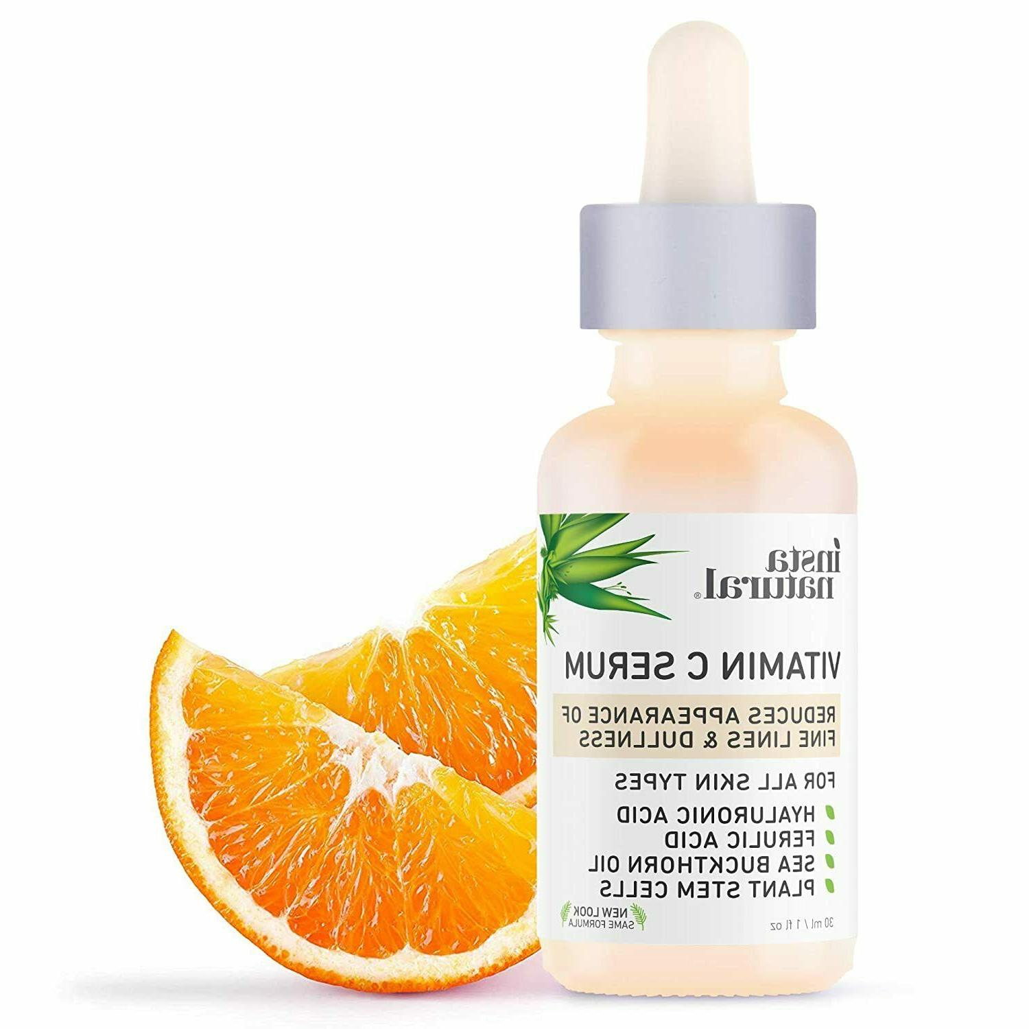 InstaNatural - Vitamin C Facial Serum - 1 fl. oz.
