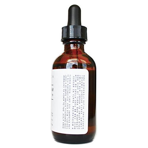 C oz with Hyaluronic Acid - Sun Damage, Wrinkles - ASTERWOOD NATURALS Amber