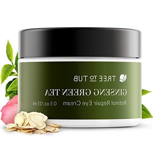 Pure Retinol Eye Cream for Sensitive Skin. The Only pH 5.5 A
