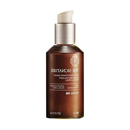 The Face Shop The Signature Skin Conditioning Serum 80ml wit