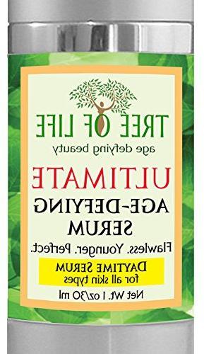 ToLB Ultimate Wrinkle Serum - Daytime - Vitamin C - Hyaluron