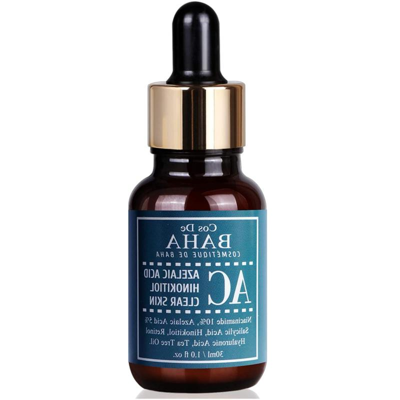 Acne Treatment Serum with 10% Acid