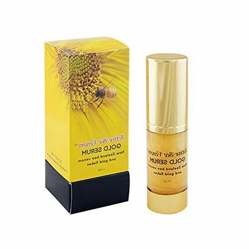 active bee venom gold serum with 24k