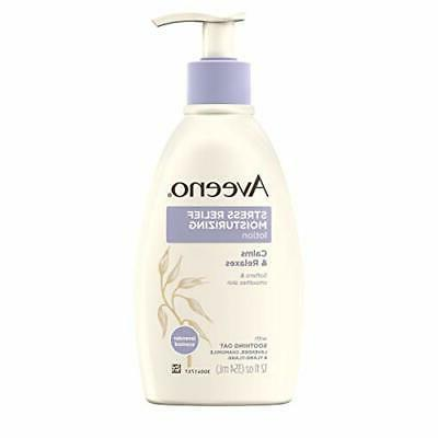 Aveeno Active Naturals Stress Relief Moisturizing Lotion - 1