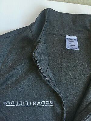 Rodan and Fields Yoga Gray Jacket Size S/M,