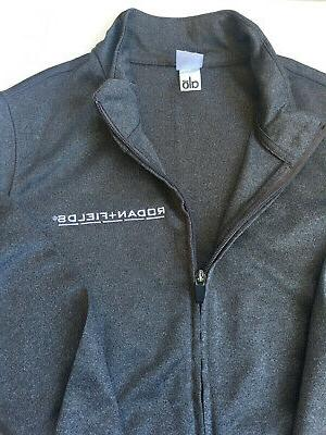 Rodan Fields Yoga Gray Jacket S/M, Brand