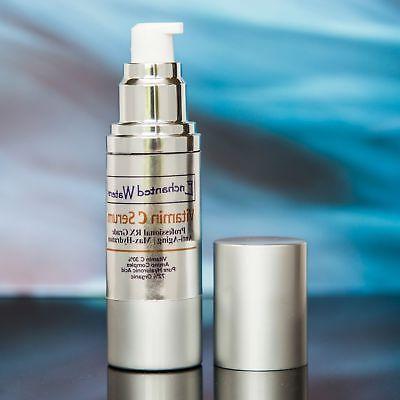 Anti Kit for Skin Cleanser Serum Toner Moisturizer