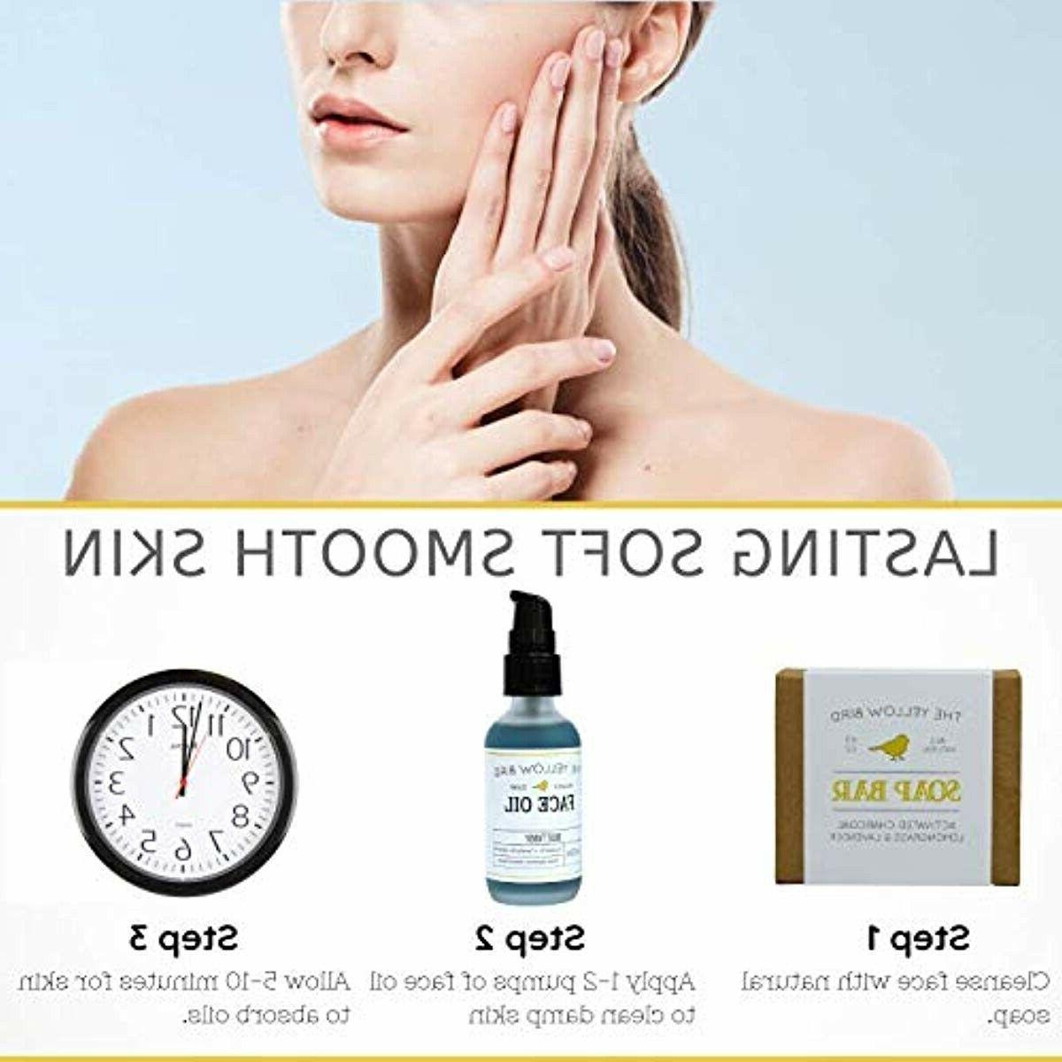 Balancing Face Oil – Serum. Anti Su