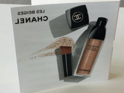 Chanel Sample 11: Water Foundation, Mascara Cleansing