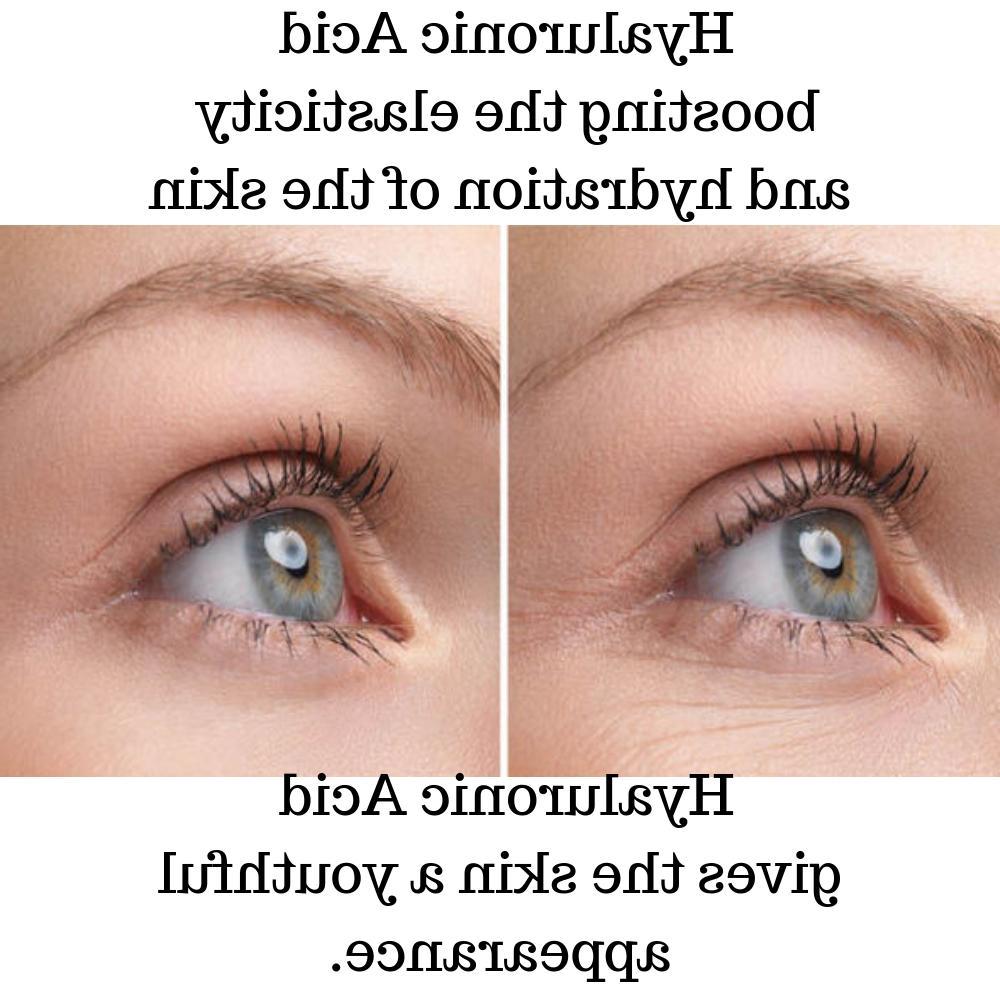 💟 100% Pure HYALURONIC ACID Hydrating Wrinkle Serum Aging 💟