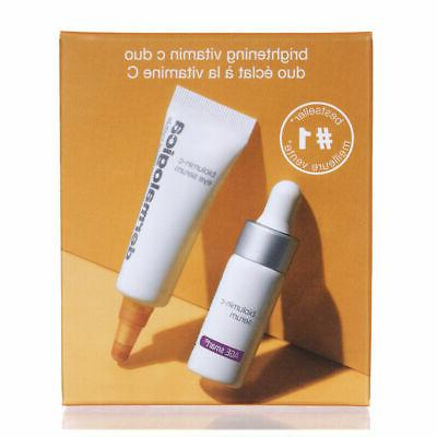 brightening vitamin c duo travel size kit