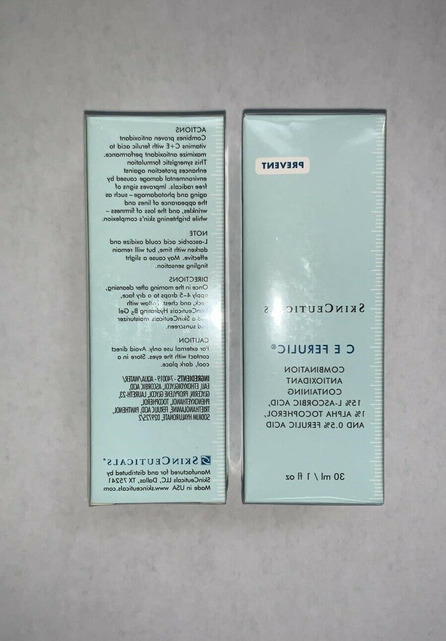 c e ferulic treatment serum 30ml 1oz