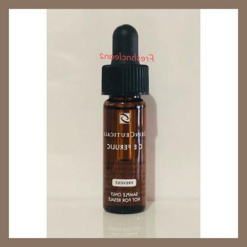 ce ferulic serum 1 sample size bottle
