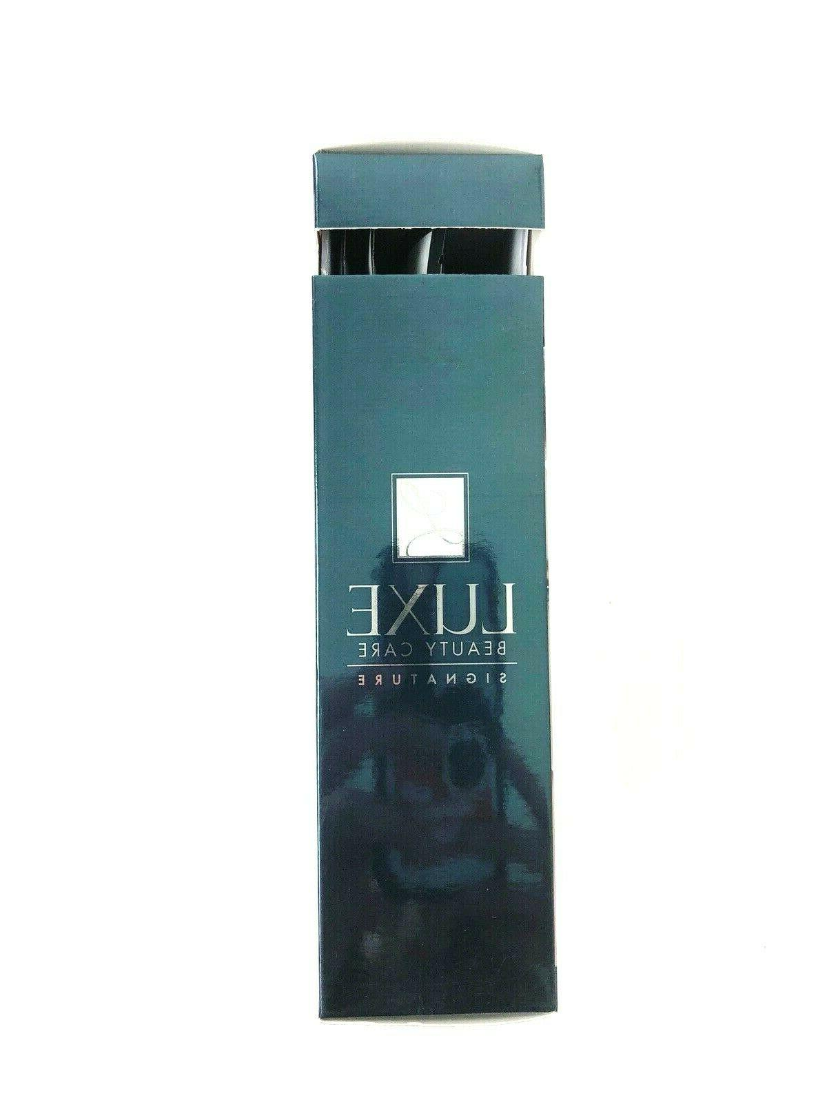 Luxe Care Charcoal Spa Mask Aging Serum Facial