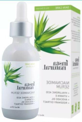 InstaNatural Retinol Skin Clearing Niacinamide, &