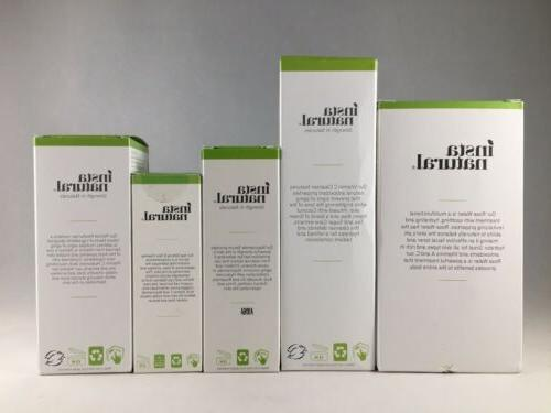 InstaNatural Retinol Clearing Cleanser, Niacinamide, &