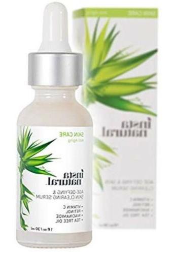 InstaNatural Retinol Skin Clearing &